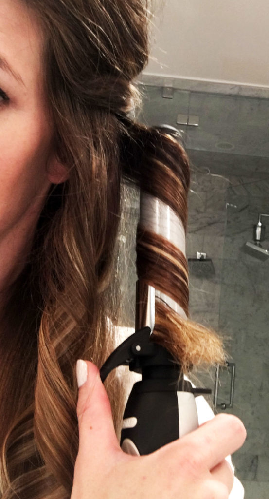 How to get beach waves in your hair