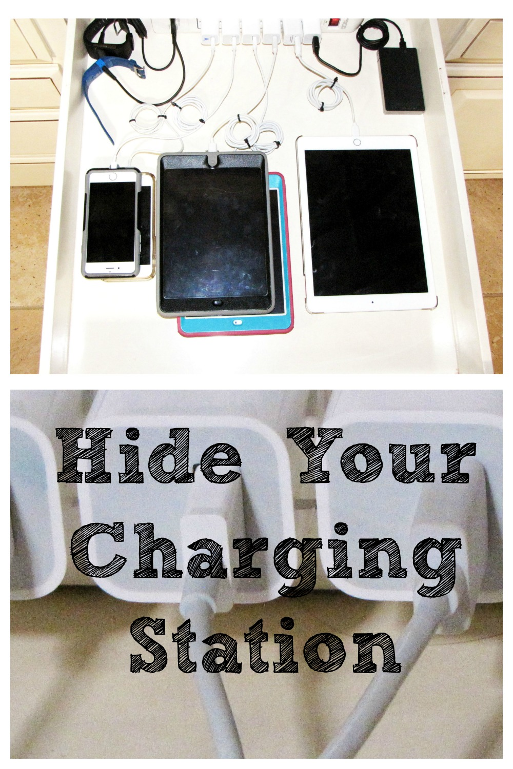 Hide Your Charging Station