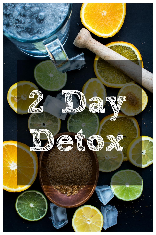 2 day detox