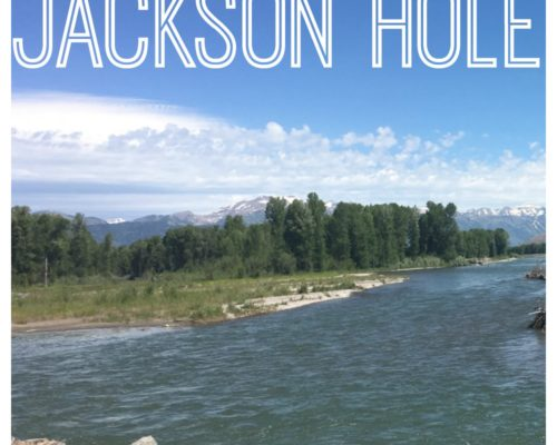 Hot Spots in Jackson Hole