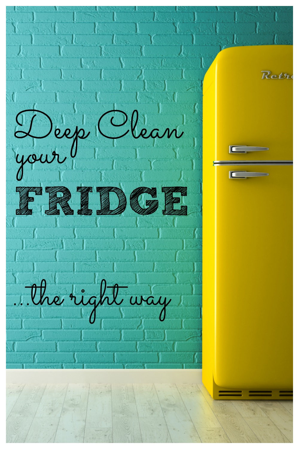 how often to clean fridge
