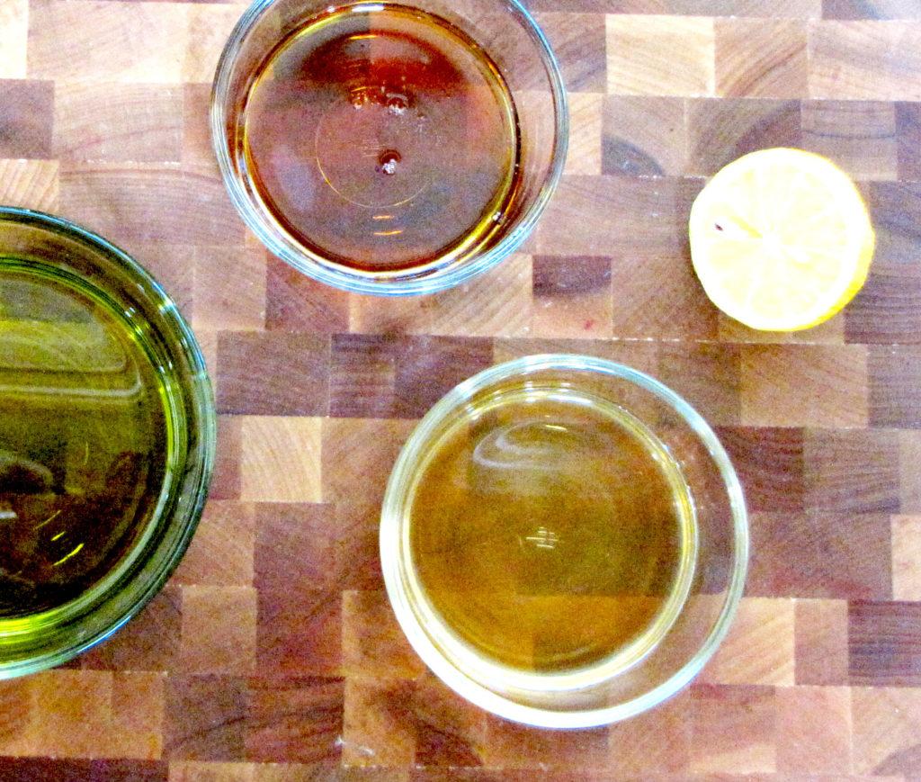apple cider vinegar dressing