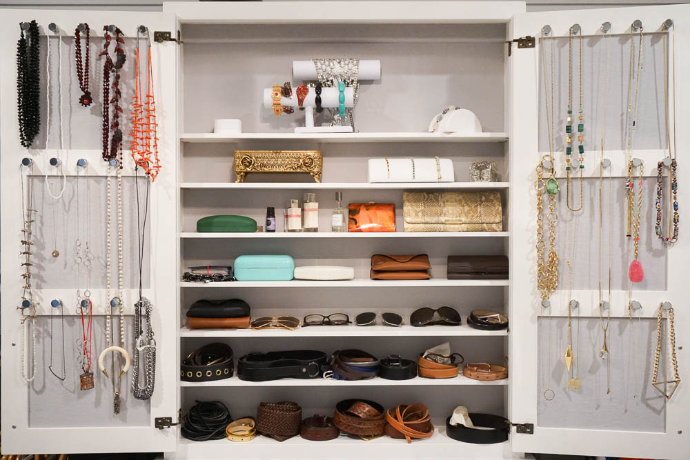 organize your accessories