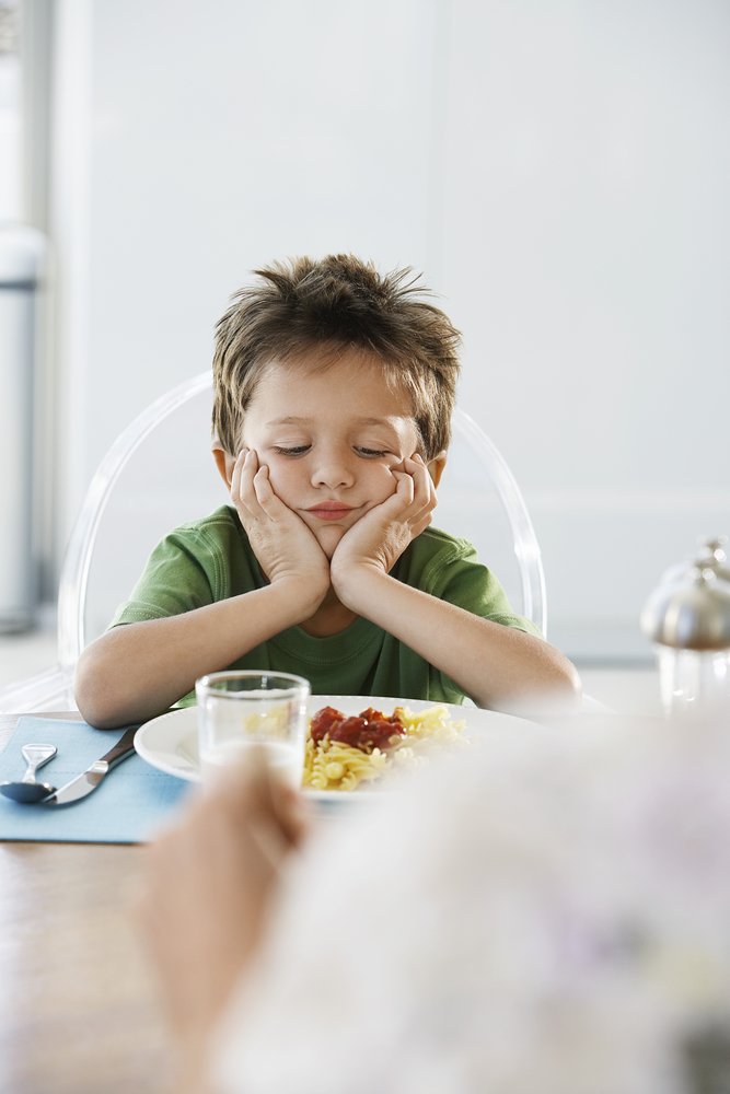 how to get your kids to eat dinner without complaining
