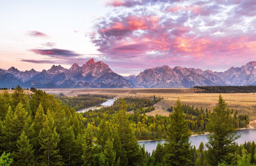 5 Must Do's at Grand Teton National Park