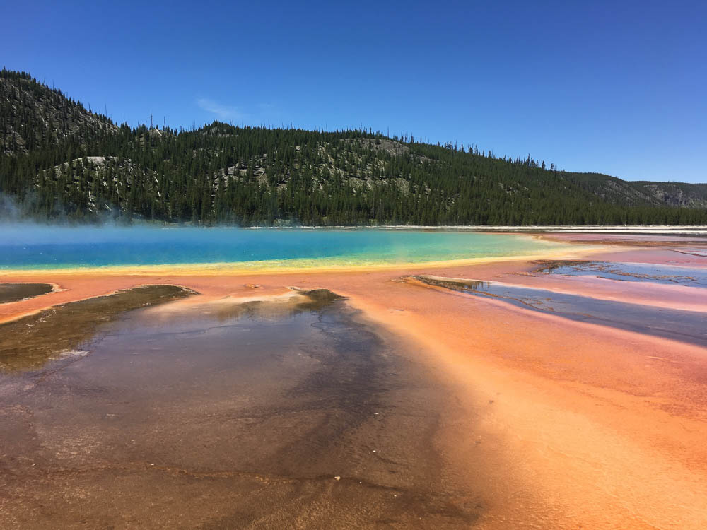 Yellowstone: Where to stay and what to see