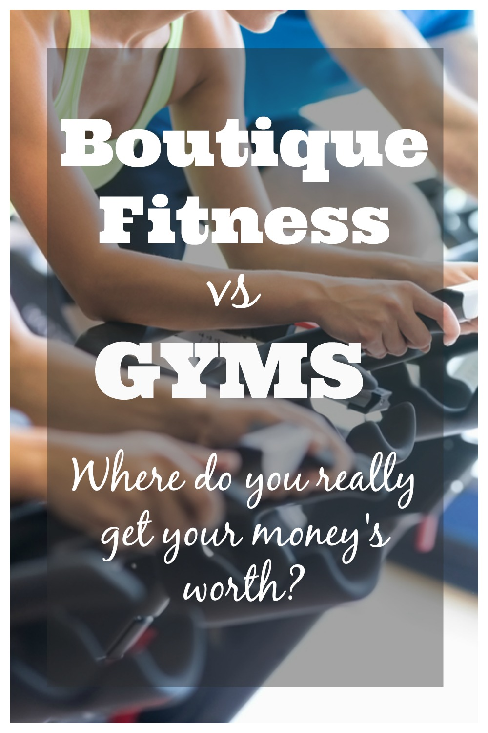 Why you should be choosing boutique fitness