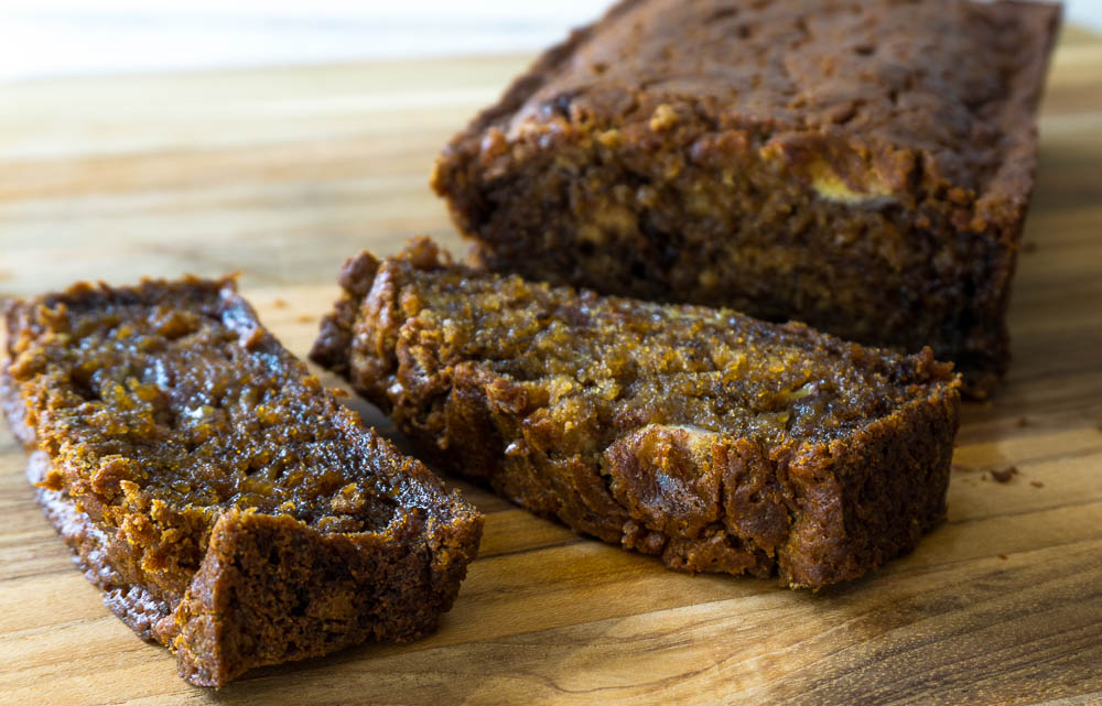 clean eating banana bread