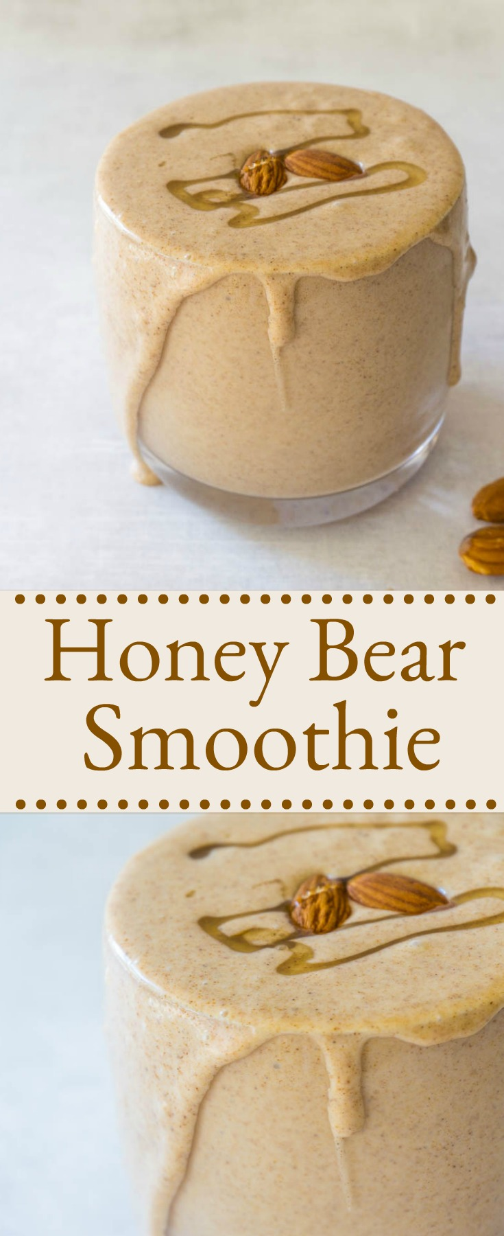 honey bear smoothie