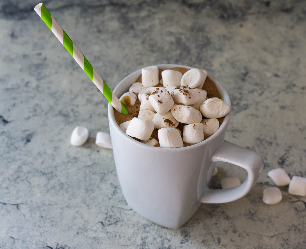 all natural hot cocoa
