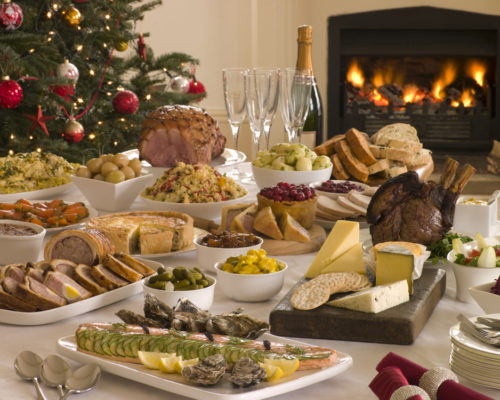 tips to keep from gaining weight over the holidays